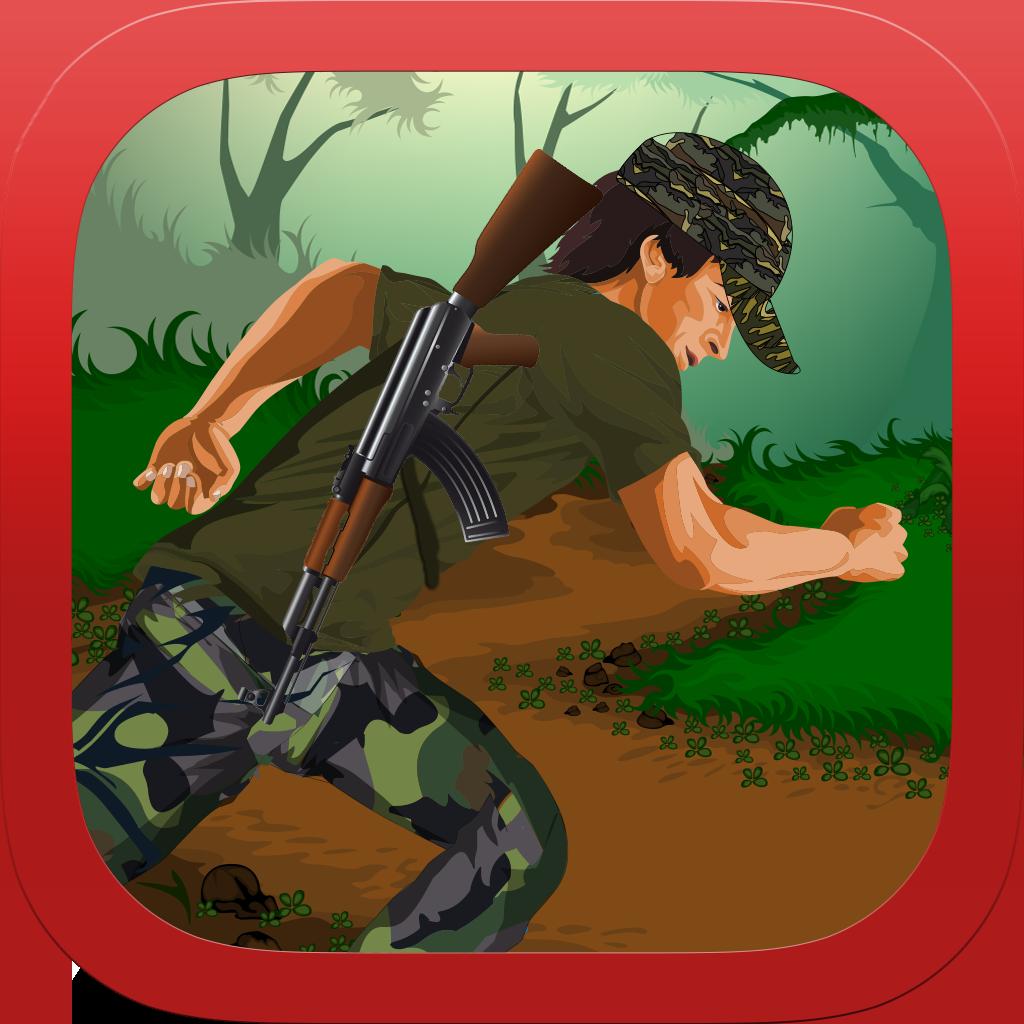 Army Soldier Jungle Battle Escape Pro
